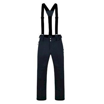 Męskie spodnie narciarskie Dare2B Achieve popielate