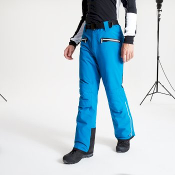 Męskie spodnie narciarskie Dare2B Stand Out niebieskie