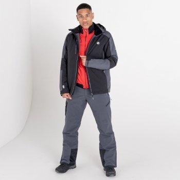 Męskie spodnie narciarskie Dare2B Absolute II szare