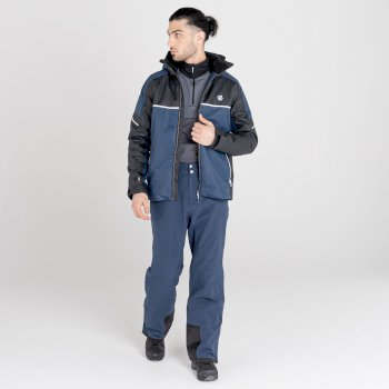 Dare 2b - Men's Achieve II Waterproof Ski Pants Nightfall Navy