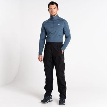 Męskie spodnie wodoodporne Adriot II Dare2B czarne