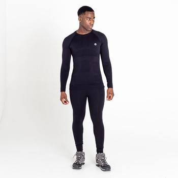 Men's Zone In Base Layer Leggings Black