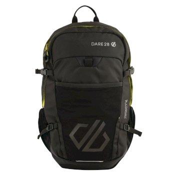 Vite II 20L Backpack Black Fluro Yellow
