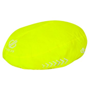 Dight Helmet Cover Fluro Yellow