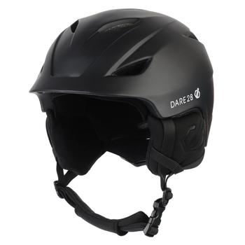 Kids' Glaciate Helmet Black