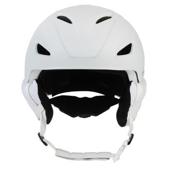 Kids' Glaciate Helmet White