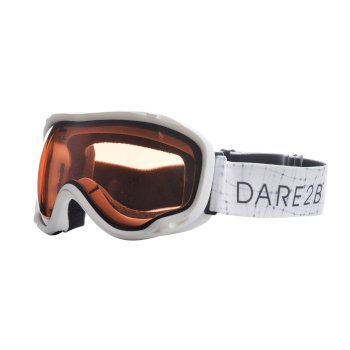 Dare 2b - Adults Velose II Ski Goggles White