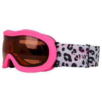Kids' Velose II Ski Goggles White