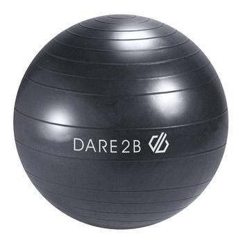 Piłka do ćwiczeń 55 cm Dare2B czarna