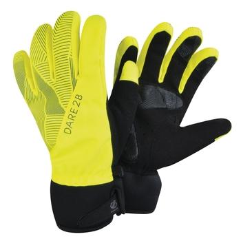 Dare 2b - Lightsome Waterproof Gloves Fluro Yellow