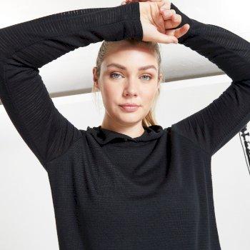 Damska bluza Result Top czarna