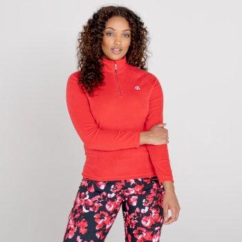 Damska bluza Dare2B Freeform II czerwona