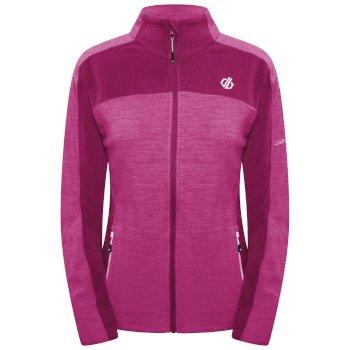 Dare 2b - Women's Methodical Full Zip Fleece  Berry Pink Active Pink