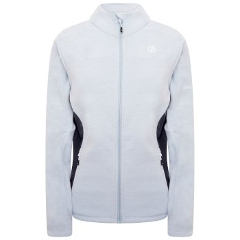 Dare 2b - Women's Methodical Full Zip Fleece  Celestrial Grey Ebony Grey