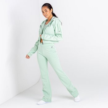 Dare 2b - Women's Lounge About Cropped Hoodie Soft Jade