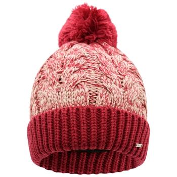 Damska czapka beanie Dare2B Mystify II bordowa-czerwona