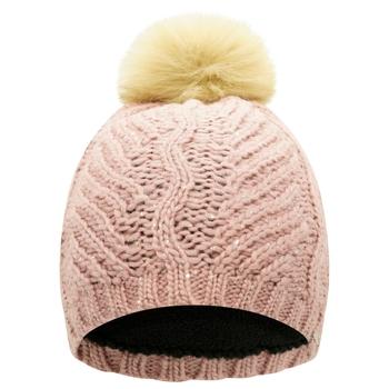 Damska czapka beanie Dare2B Remind bordowe