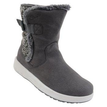 Women's Morzine Snow Boots Grey
