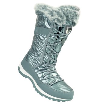 Damskie buty zimowe Dare2B Kardrona II srebrne