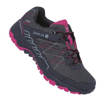 Damskie buty Viper Dare2B czarno-różowe
