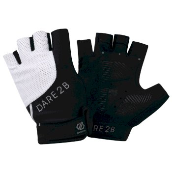 Dare 2b - Women's Forcible Fingerless Gloves Black White
