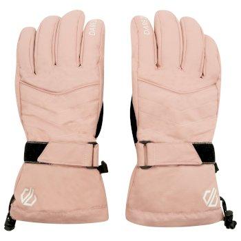 Damskie rękawiczki Dare2B Acute różowe