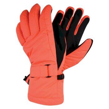Women's Acute Gloves Fiery Coral