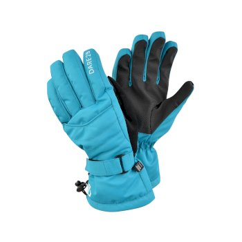 Dare 2b - Women's Acute Waterproof Ski Gloves Azure Blue