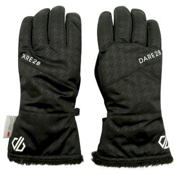 Damskie rękawiczki Dare2B Iceberg czarne