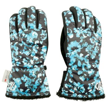 Damskie rękawiczki Dare2B Iceberg niebieskie
