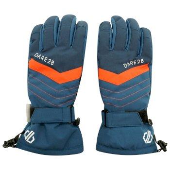 Damskie rękawiczki Dare2B Charisma czarne-białe