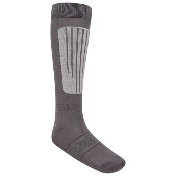 Dare 2b - Women's Performance Ski Socks Ebony Grey Argent