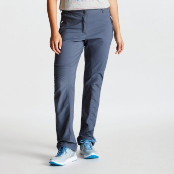 Women's Melodic II Stretch Walking Trousers Quarry Grey