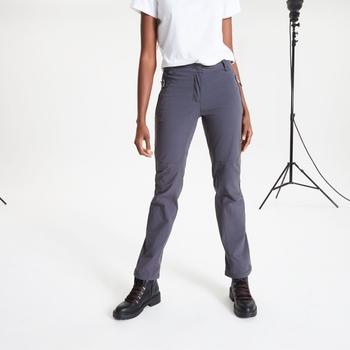 Dare 2b - Women's Melodic II Stretch Walking Trousers Ebony Grey