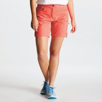 Dare 2b - Women's Melodic II Multi Pocket Walking Shorts Fiery Coral