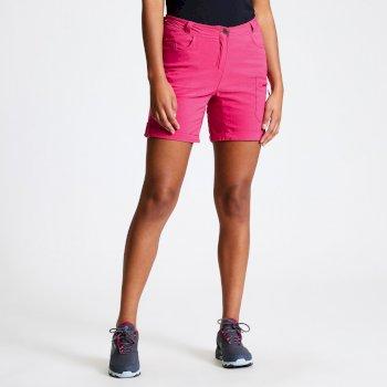 Dare 2b - Women's Melodic II Multi Pocket Walking Shorts Active Pink