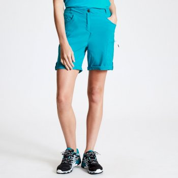 Dare 2b - Women's Melodic II Multi Pocket Walking Shorts Freshwater Blue
