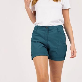 Dare 2b - Women's Melodic II Multi Pocket Walking Shorts Dragonfly Green