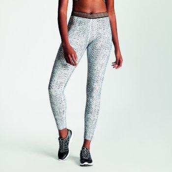 Dare 2b - Women's Ambition Fitness Leggings Black White