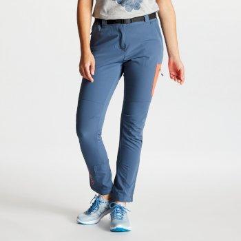 Dare 2b - Women's Revify Lightweight Multi Pocket Walking Trousers Meteor Grey