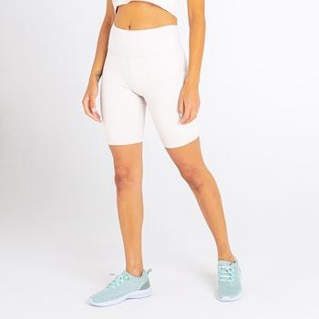 Dare 2b - Women's Lounge About Shorts Barley White