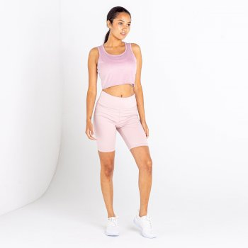 Women's Lounge About Shorts Violet Ice