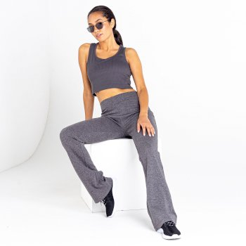 Dare 2b - Women's Lounge About Joggers Charcoal Grey Marl