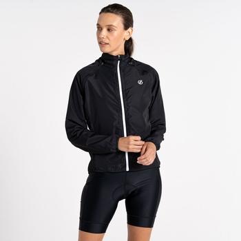 Dare 2b - Women's Rebound Lightweight Windshell Jacket Black