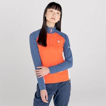 Damska bluza narciarska Dare2B Involved II granatowa