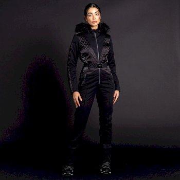 Dare 2b - Julien Macdonald - Women's Grandious Waterproof Ski Suit Black