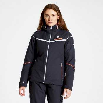 Dare 2b - Women's Icecap Ski Jacket Ebony