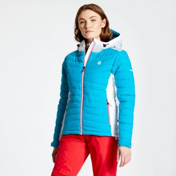 Dare 2b - Women's Simpatico Quilted Ski Jacket Fresh Water Blue