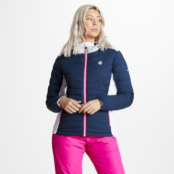 Dare 2b - Women's Simpatico Quilted Ski Jacket Blue Wing
