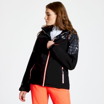 Dare 2b - Women's Purview Ski Jacket Black Black